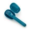 Tupperware Besteck & Go Etui zum Verstauen des Bestecks nach der Benutzung