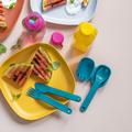 Tupperware Besteck & Go Nachhaltiges wiederverwendbares Besteck fürs Picknick