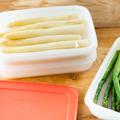 Tupperware Freeze´N Fresh  zum Einfrieren von Spargel