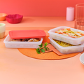 Tupperware Freeze´N Fresh  Gefriergut in Stapelbaren Behälter