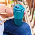 Tupperware Eco+ Kaffeebecher Kaffeebecher zum Mitnehmen von Kaffee