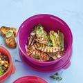 Tupperware Best of Aloha-Set große Salatschüssel