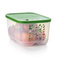 Tupperware KlimaOase 4,4 l Behälter mit QR-Code für Verwendungshinweise