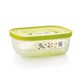 Tupperware KlimaOase 800ml Behälter mit QR-Code für Verwendungshinweise
