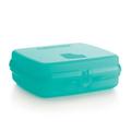 Tupperware Sandwichpost blau Nachhaltige Brotbox zum mitnehmen in die Schule