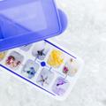 Tupperware Контейнер для льда «Морозко» Eiswürfelbehälter mit flexiblen Boden