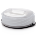 Tupperware Кондитер «Трансформер» Höhenverstellbarer Kuchenbehälter
