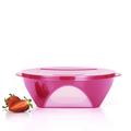 Tupperware Mediterrano 2,5 l Schüssel für Salat mit Fenster