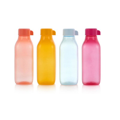 Tupperware Набор Эко-бутылок (500 мл), 4 шт.