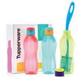 Tupperware Cepillo para Eco Botellas Cepillo para botellas