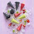 Tupperware Cornetti-Set (8) zum Herstellen von Eis