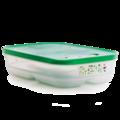 """Tupperware Контейнер """"Умный холодильник"""" с системой вентиляции (1,8 л) низкий Контейнер «Умный холодильник»"""