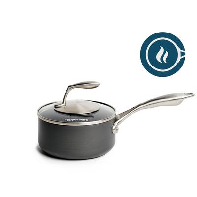 Tupperware Chef Series Cottage Cookware 1,4-l-Stielkasserolle