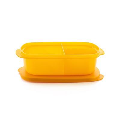 Tupperware MicroTup Ecki orange