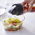 Tupperware Clear Collection Dispenser 570 ml Wunderschöne Behälter für Essig und Öl