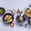 Tupperware Chef Series Cottage Cookware Crépepfanne 30 cm Für feine Crêpes und Pfannkuchen