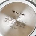 Tupperware Chef Series Cottage Cookware 1,4-l-Stielkasserolle Für Kleines und Feines. Mit Antihaftbeschichtung.