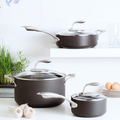 Tupperware Chef Series Cottage Cookware 3,0-l-Stielsauteuse Die Pfanne für jeden Tag - und den Pasta-Meister gibt´s gratis dazu.