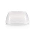 Tupperware Brotzeit-Set (2) Brotbehälter zum Lagern von Brot mit Kondens Control Funktion
