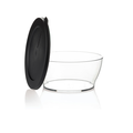 Tupperware Clear Collection 290 ml Dessertscchüssel in Glasoptik