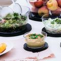 Tupperware Clear Collection 290 ml Kleine durchsichtige Schüssel für Dessert oder Dips