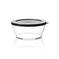 Tupperware Clear Collection 610 ml Durchsichtige Schüssel in Glasoptik