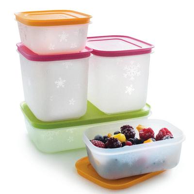 Tupperware Set de Congelación