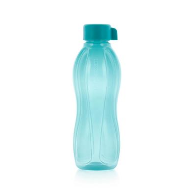 Tupperware Eco Botella 1 L (Azul Turquesa)
