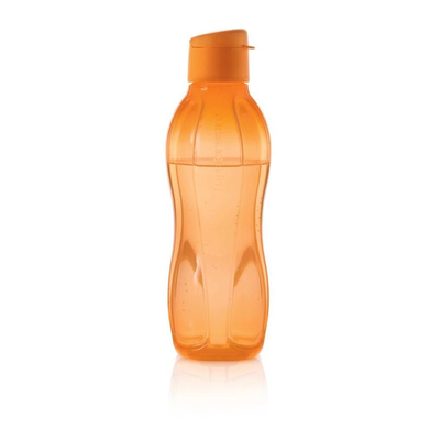 Tupperware Eco Botella 750 mL (Naranja)