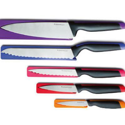 Tupperware Zestaw Noży Universal
