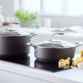 Tupperware Chef Series Cottage Cookware 7,0-l-Kasserolle Der Kochtopf für die große Familie