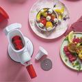 Tupperware Profi-Chef Partyhäppchen wie gefühlte Paprika schnellsten zubereitet