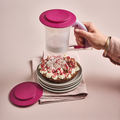 Tupperware Polvilhador de Pastelaria