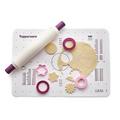 Tupperware Wałek do ciasta fioletowy