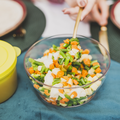 Tupperware Eco+ Krystaliczna Perła Miska 610 ml leckeren Salat servieren