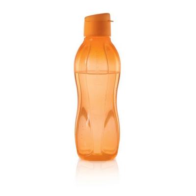Tupperware Eco+ Butelka Aqua 750 ml pomarańczowa