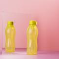 Tupperware Eco+ Butelka Aqua 750 ml żółta
