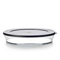 Tupperware Plato Cristalino 2 L.