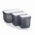 Tupperware Swing-Box-Set mittel (3) Behälter mit Schwing Deckel