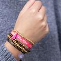 Tupperware Pink Ribbon Armband