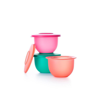 "Tupperware Чаша «Очарование"" (500 мл), 3 шт."